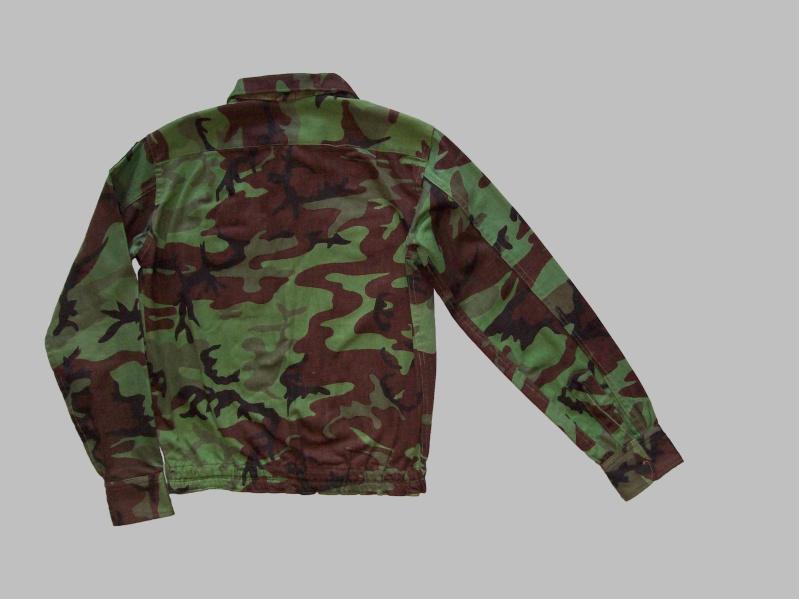 South Vietnam camouflage- North Vietnam/ Vietnam cut garment 100_8025