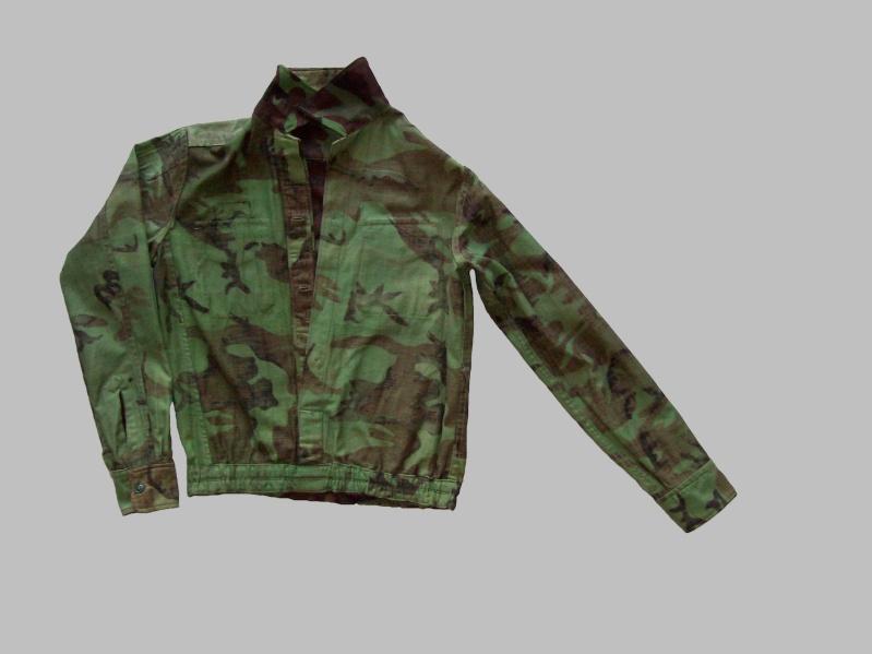 South Vietnam camouflage- North Vietnam/ Vietnam cut garment 100_8026