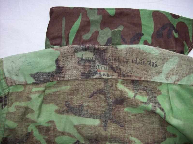 South Vietnam camouflage- North Vietnam/ Vietnam cut garment 100_8028