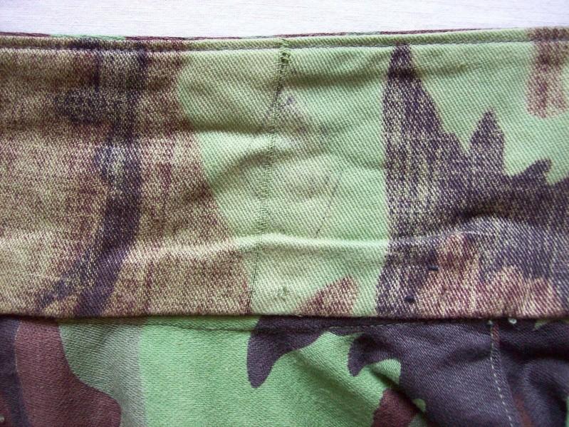 South Vietnam camouflage- North Vietnam/ Vietnam cut garment 100_8030