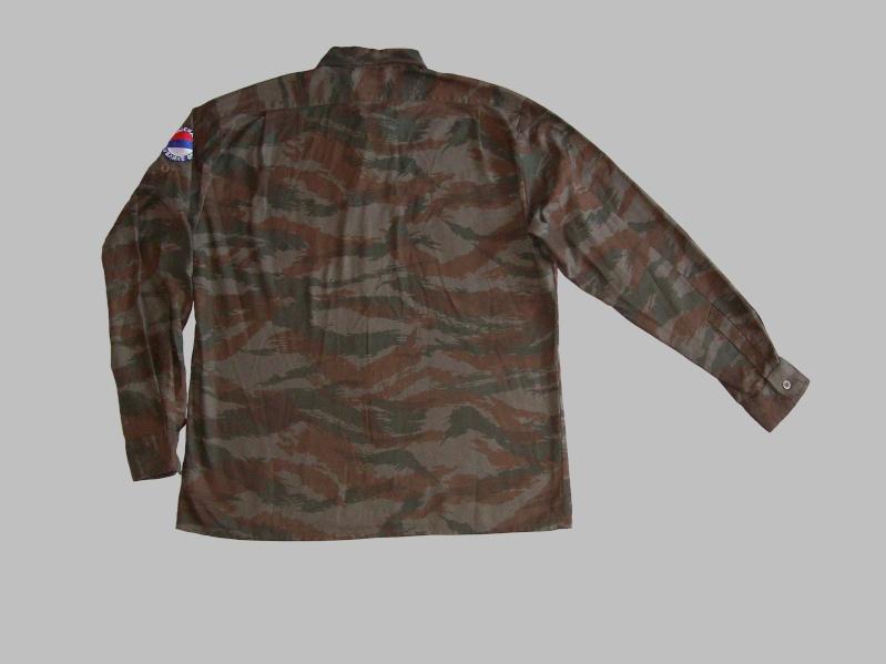 Serbian of Bosnian and Srpska repubic camouflage 100_9213