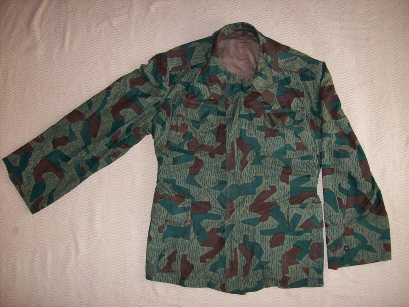 Bulgarian Post War Camouflage Coveralls Bulgar14