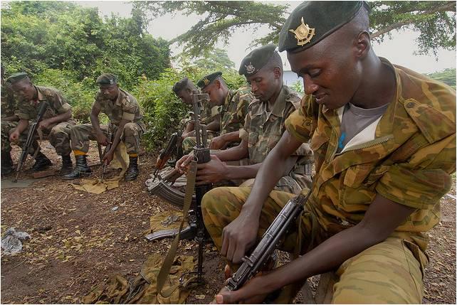 Burundi Burund13