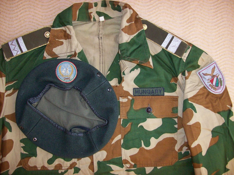 Hungarian Pakistani peace keeper shirt Hongri11