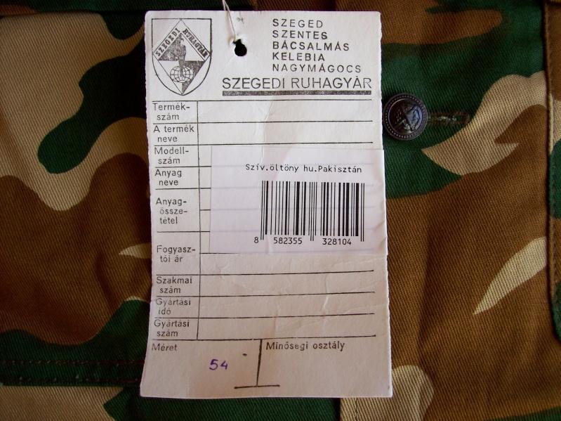 Hungarian Pakistani peace keeper shirt Hongri15