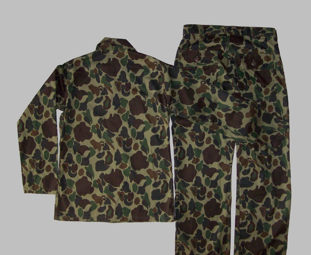 old camouflage Honura11