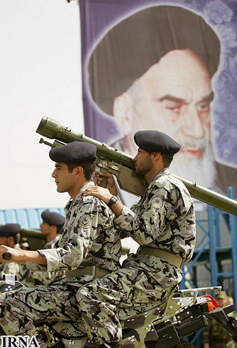Iranian Camo Unis Iran-p11