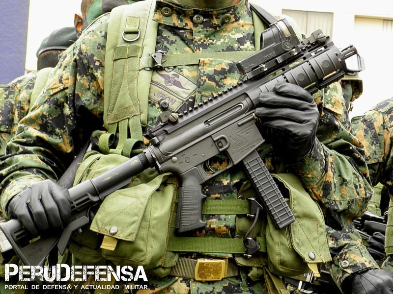 Peru marines pattern Parou-11