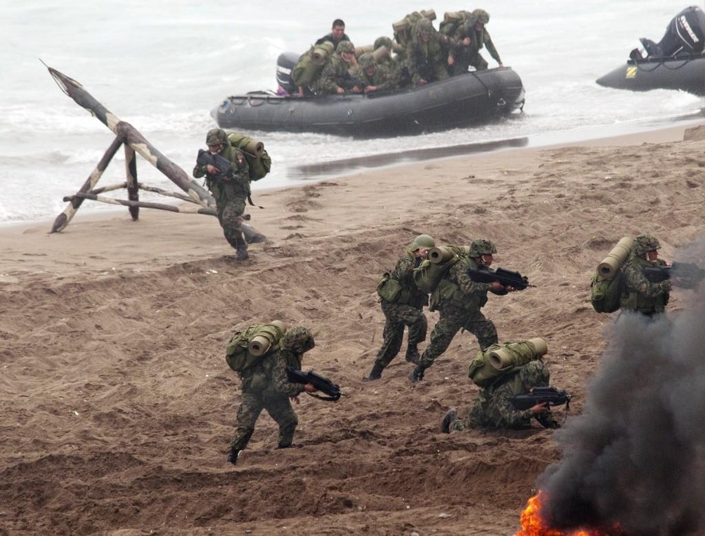 Peru marines pattern Parou-12