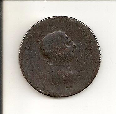 Penique de George III (Gran Bretaña, 1806-1807) Escane59
