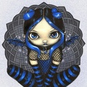 gothic toon tags Name_t10