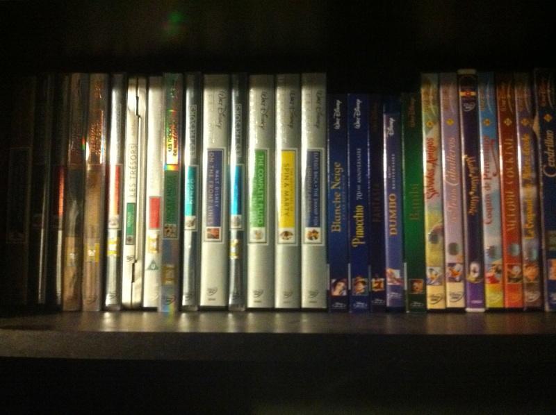 [Photos] Postez les photos de votre collection de DVD et Blu-ray Disney ! - Page 4 Img_2711