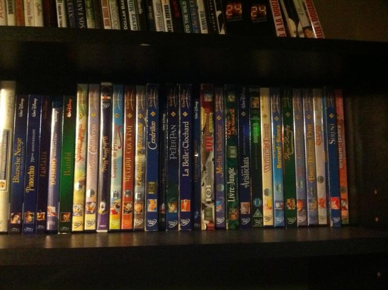 [Photos] Postez les photos de votre collection de DVD et Blu-ray Disney ! - Page 4 Img_2712