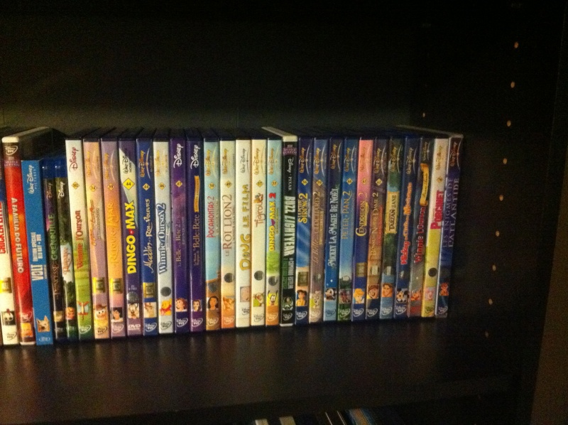 [Photos] Postez les photos de votre collection de DVD et Blu-ray Disney ! - Page 4 Img_2714