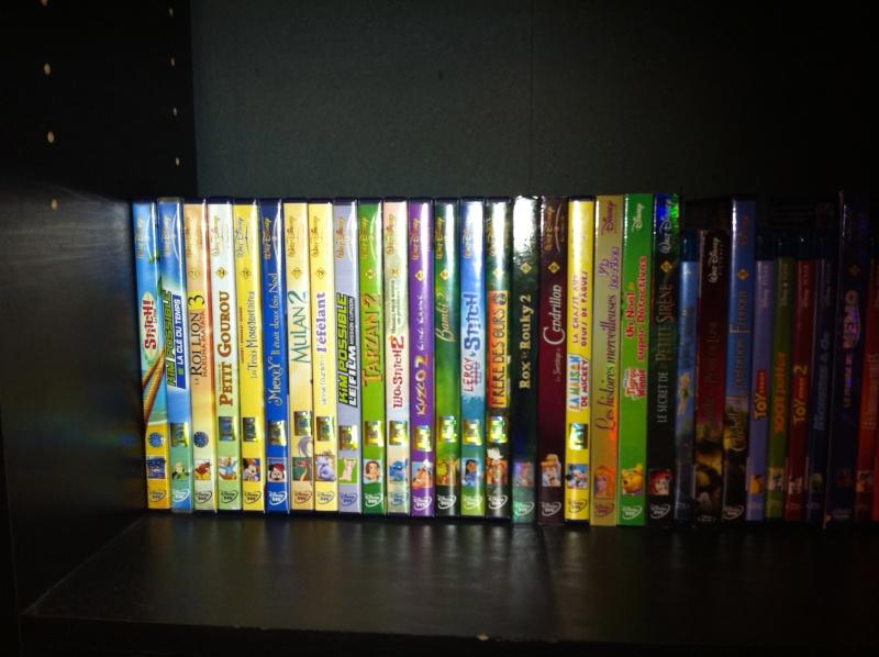 [Photos] Postez les photos de votre collection de DVD et Blu-ray Disney ! - Page 4 Img_2715