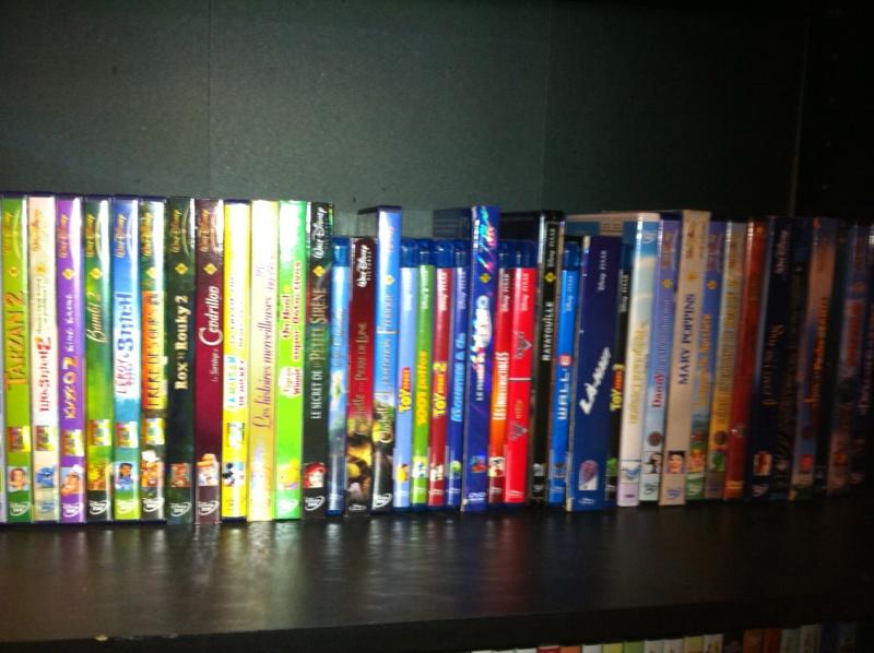 [Photos] Postez les photos de votre collection de DVD et Blu-ray Disney ! - Page 4 Img_2716