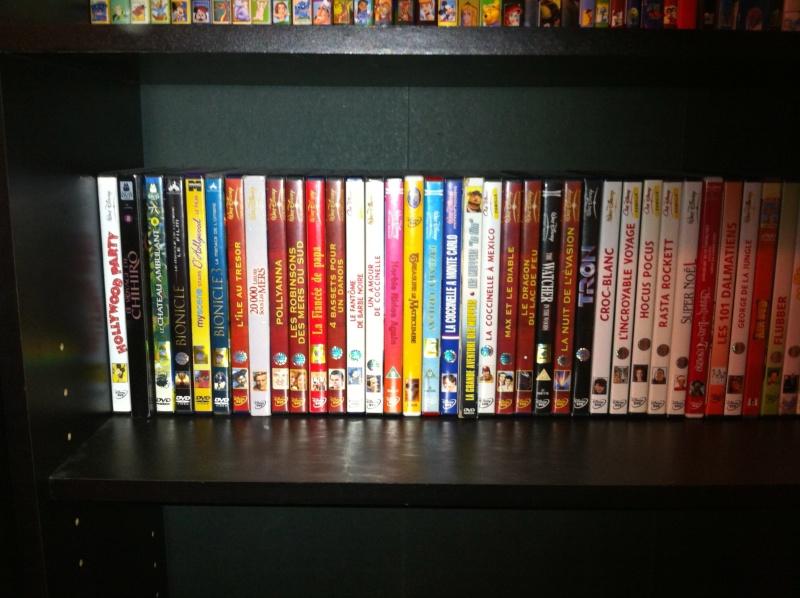 [Photos] Postez les photos de votre collection de DVD et Blu-ray Disney ! - Page 4 Img_2717