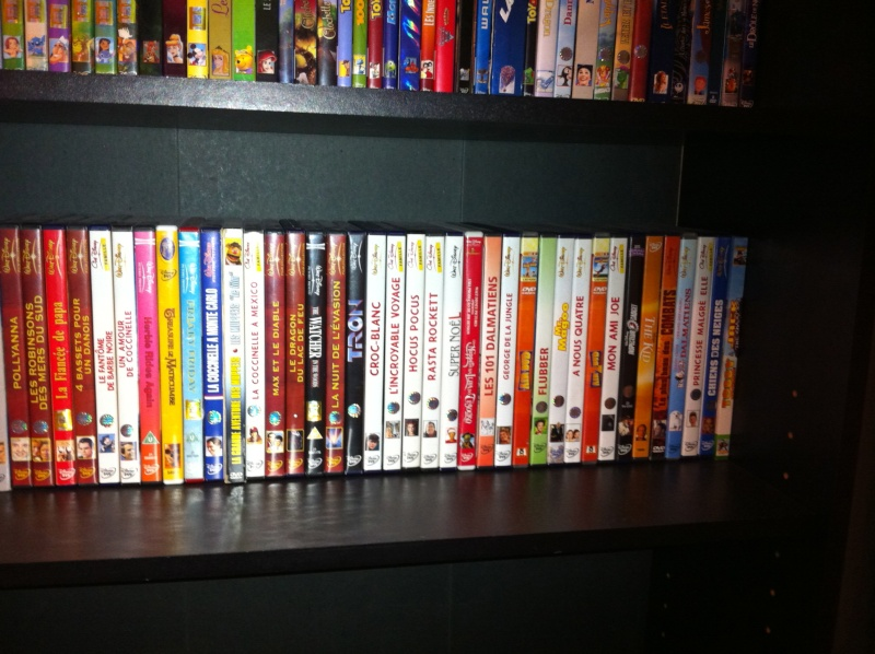 [Photos] Postez les photos de votre collection de DVD et Blu-ray Disney ! - Page 4 Img_2718