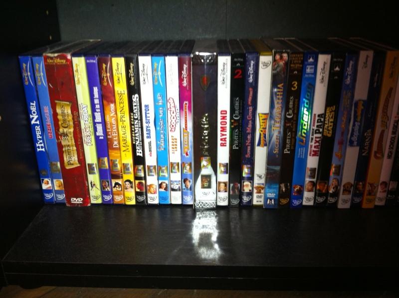 [Photos] Postez les photos de votre collection de DVD et Blu-ray Disney ! - Page 4 Img_2719