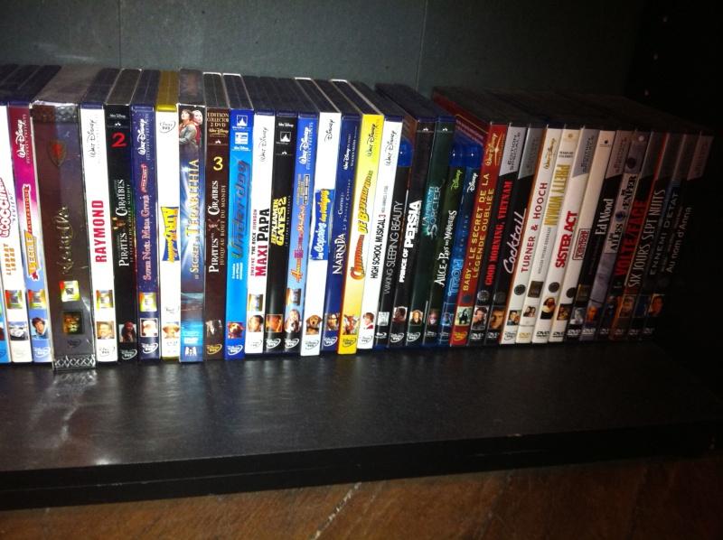 [Photos] Postez les photos de votre collection de DVD et Blu-ray Disney ! - Page 4 Img_2720