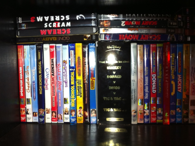 [Photos] Postez les photos de votre collection de DVD et Blu-ray Disney ! - Page 4 Img_2723