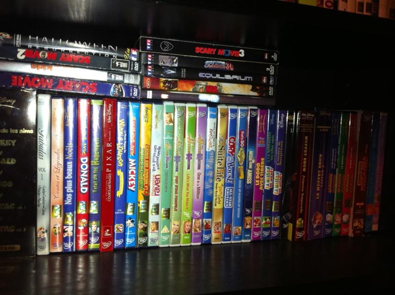 [Photos] Postez les photos de votre collection de DVD et Blu-ray Disney ! - Page 4 Img_2724