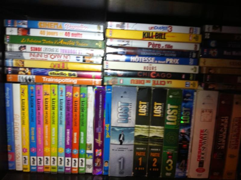 [Photos] Postez les photos de votre collection de DVD et Blu-ray Disney ! - Page 4 Img_2725