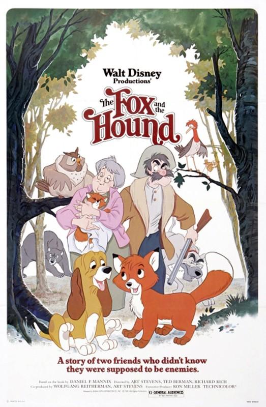 Rox et Rouky [Walt Disney - 1980] 11951210