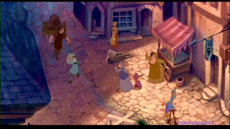 Similitudes et clins d'œil dans les films Disney ! - Page 5 12_dis10