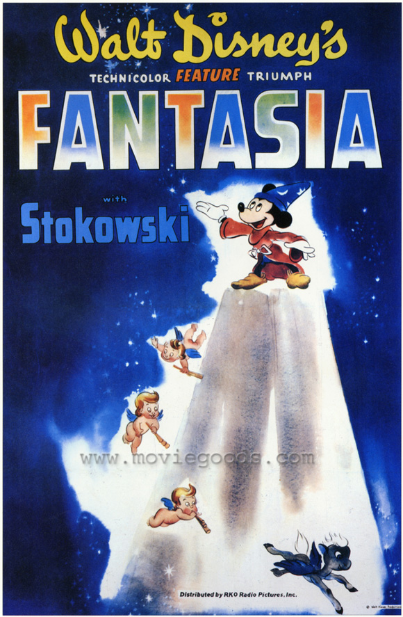 Fantasia [Walt Disney - 1940] 19810810