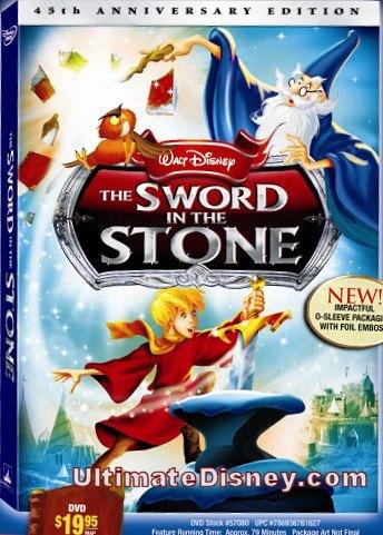[DVD] Merlin l'enchanteur - Edition Exclusive Editio11