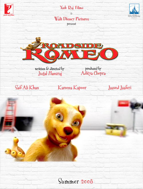 Roadside Romeo [Disney -2008] Roadsi10