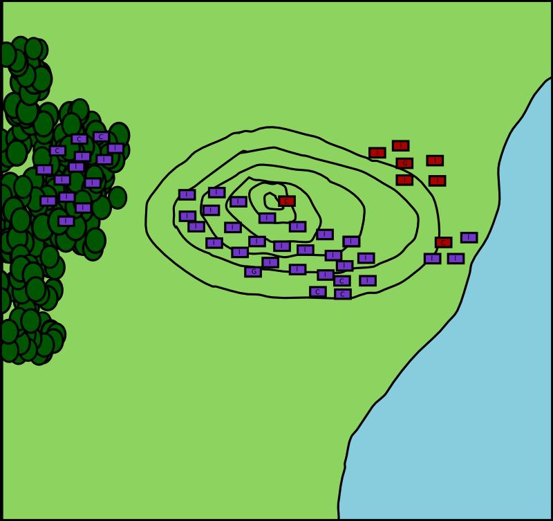 Mars 1250 - Stand-alone : L'invasion confédéro-gothique - Page 3 Batail11