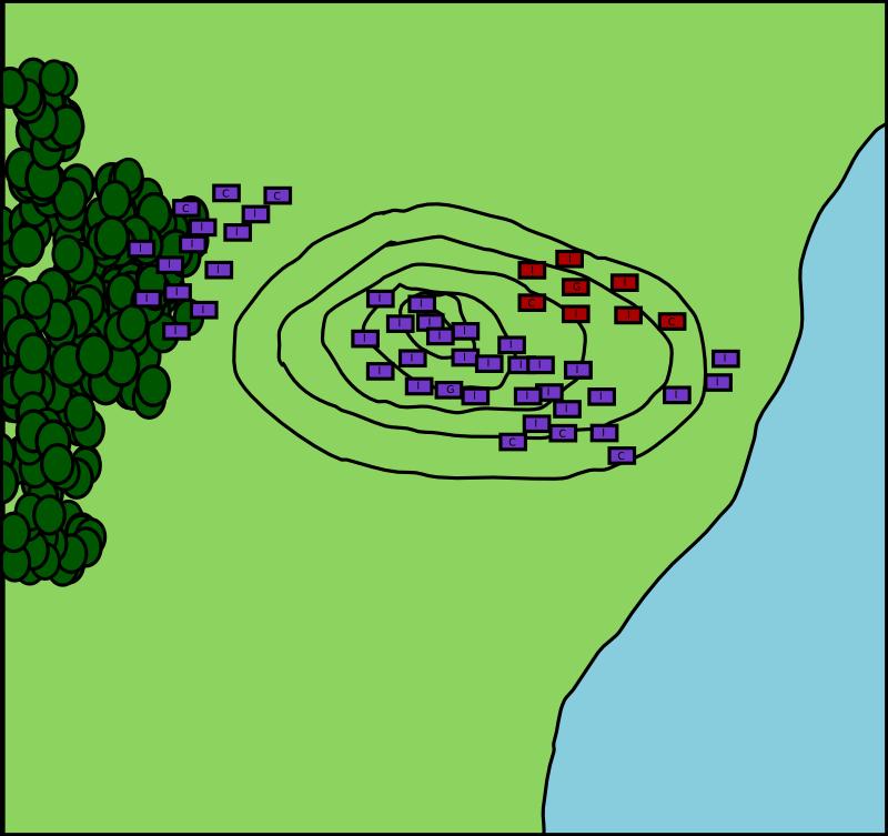 Mars 1250 - Stand-alone : L'invasion confédéro-gothique - Page 3 Batail13