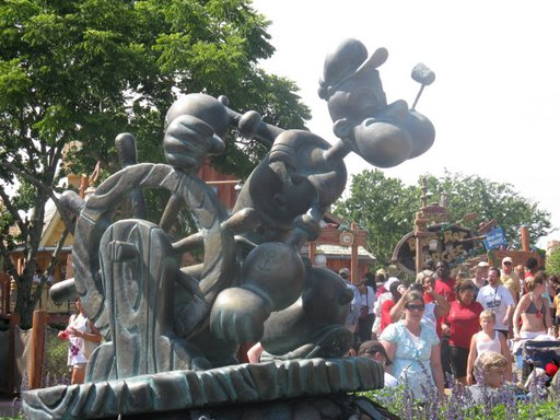 Les vacances de Mister Wolfi et Matttthieu : Walt Disney World Tour 2008 - Page 2 Img_1814