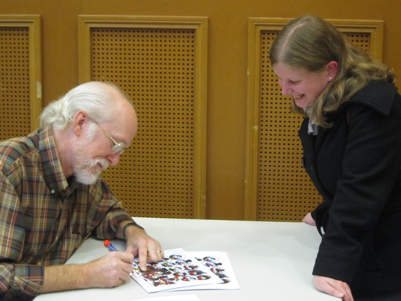 TR Meeting Don Rosa au Lille Comics Festival - Page 2 Img_7410