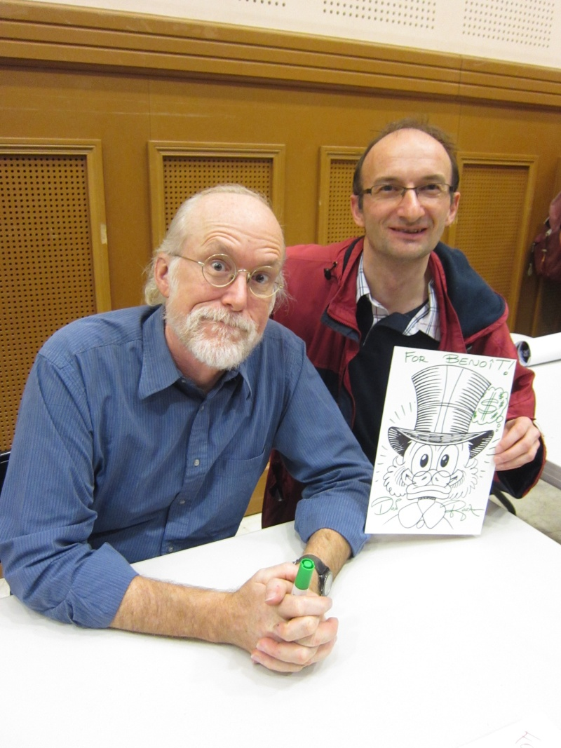 TR Meeting Don Rosa au Lille Comics Festival - Page 2 Img_7418