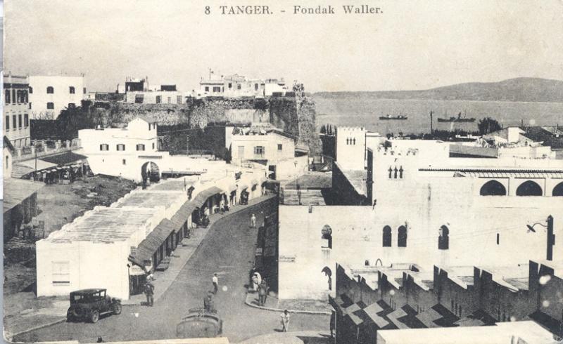 PHOTOS ANCIENNES DE TANGER 193413