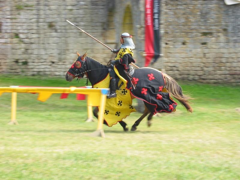 2007 Aout: festival médiéval St Felix de Foncaude (33) 333_0411