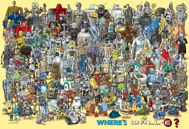 Où est WALL•E ? Walle10