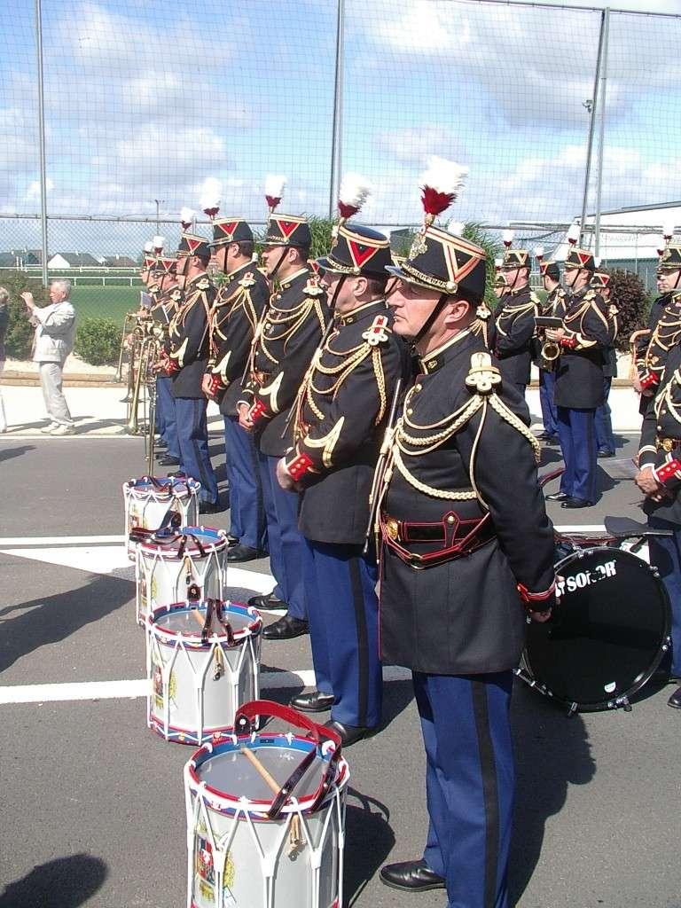 Prestation de la musique de la Garde Républicaine à St Georges des Groseillers (61) Imgp7711