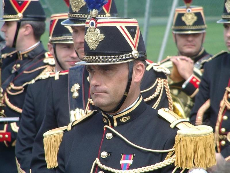 Prestation de la musique de la Garde Républicaine à St Georges des Groseillers (61) Imgp7713