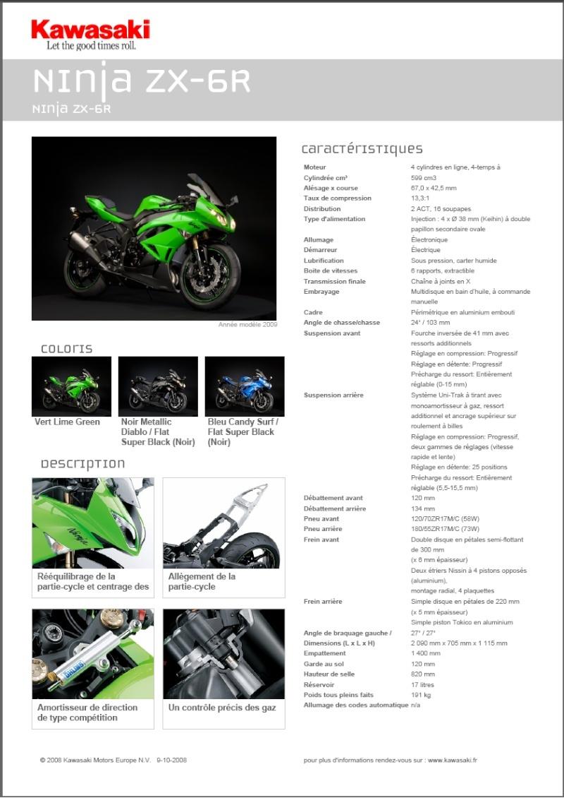 nouvelles zx6r 2009 - Page 5 2008-111