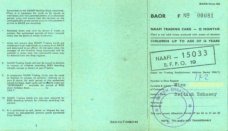 Ration Cards Ration12