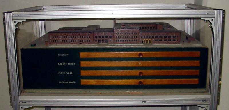 Luftwaffenbekleidungsamt (later Richmond Barracks) Richmo10