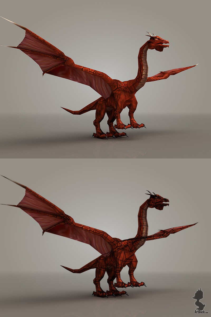 Dragons en images Dragon12