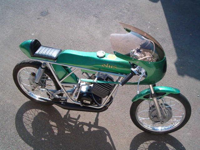 OTUS P6 KIT Café racer... Yvan110