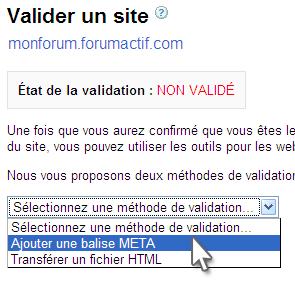 Optimiser le référencement de votre forum via Google Sitemaps 410