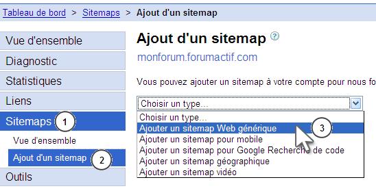 Optimiser le référencement de votre forum via Google Sitemaps 910