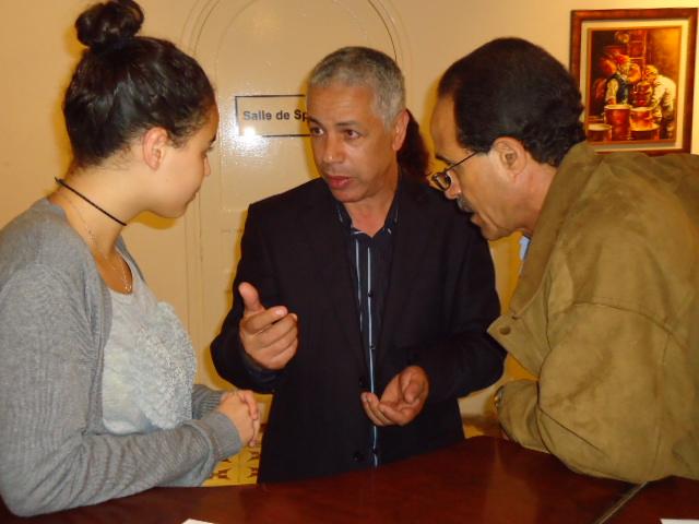 EXPOSITION DE FIDALI AU CENTRE CULTUREL FRANÇAIS HONORE DE BALZAC Dsc03531